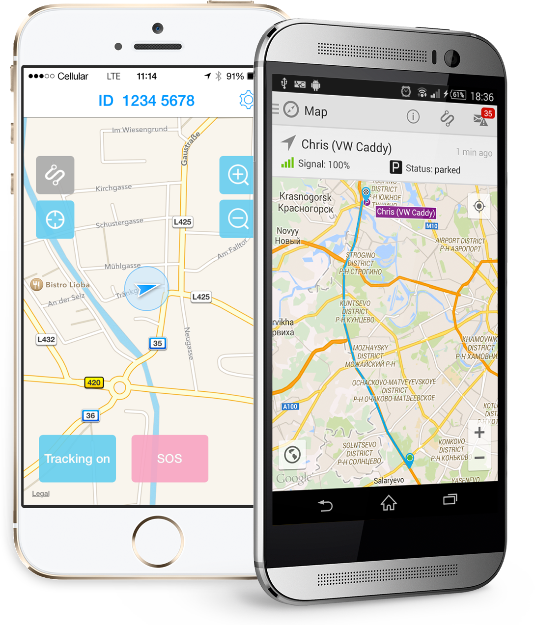top 8 gps tracking apps to track android devices sniper